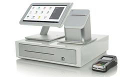 POS System and Credit Card Terminal